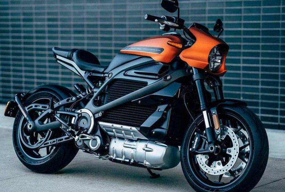 Harley-Davidson: ecco la Livewire definitiva!