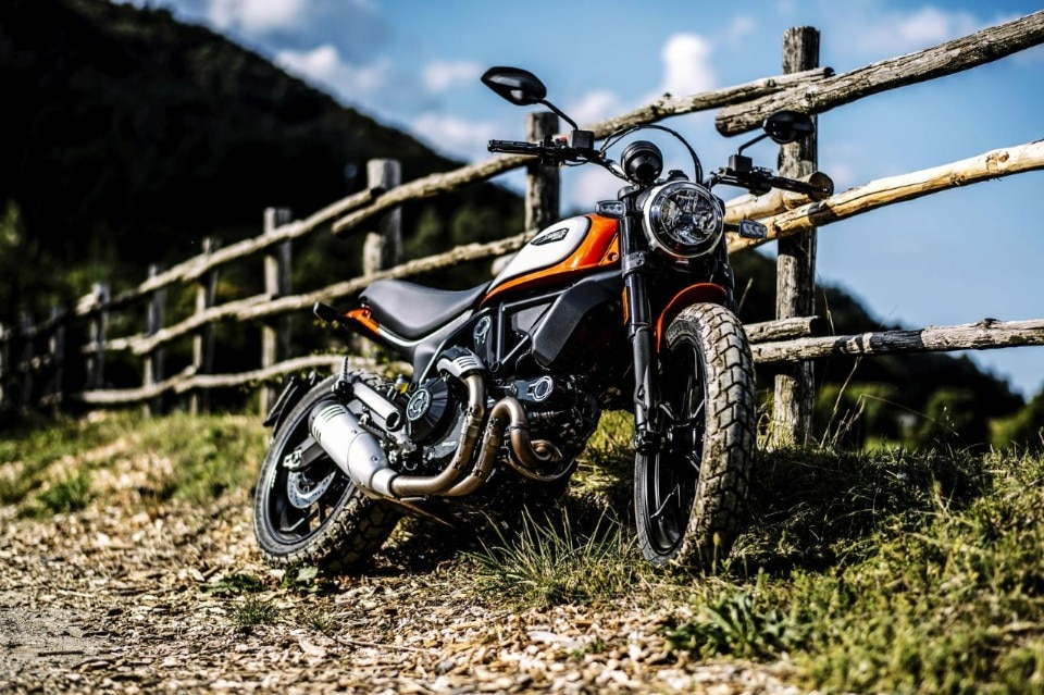 Ducati Scrambler Icon: è Joyvolution!