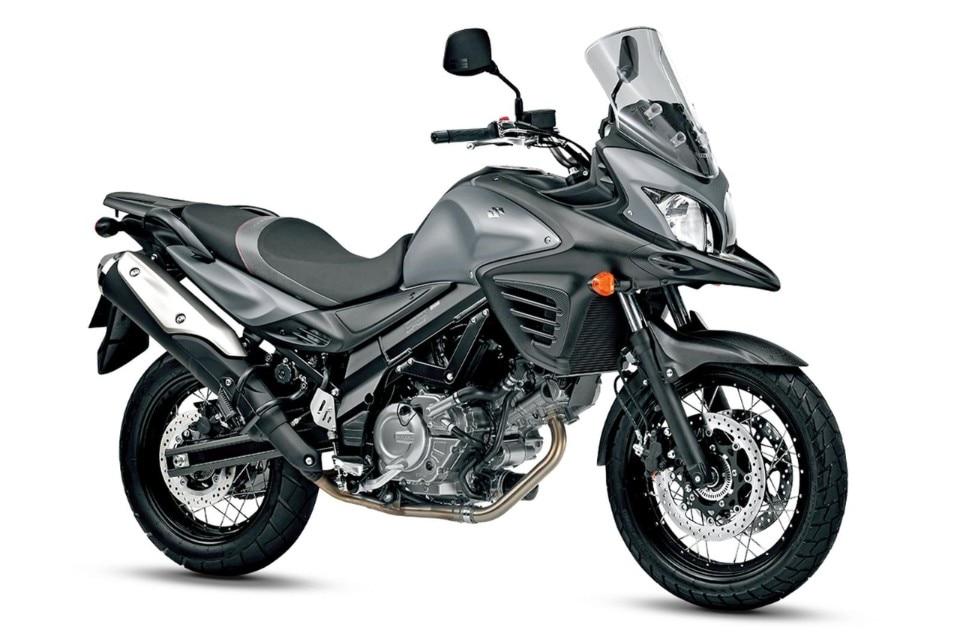Moto usate: Suzuki V-Strom 650