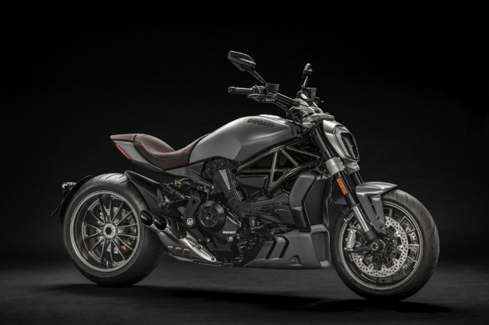 Ducati, una nuova colorazione per la XDiavel