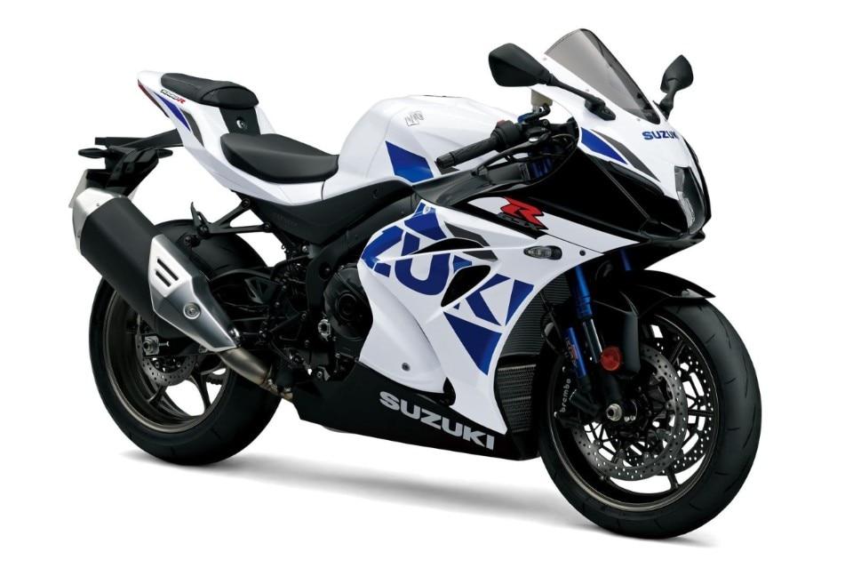 Suzuki GSX-R1000, evoluzione della specie