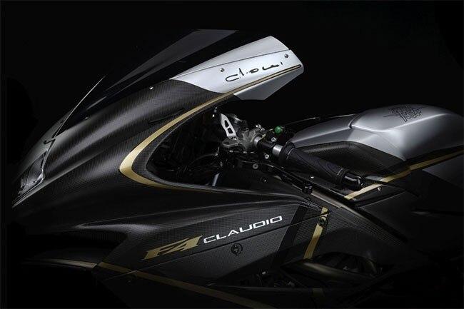 MV Agusta svela la F4 Claudio