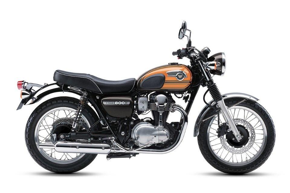 Scegliere l'usato: Kawasaki W800