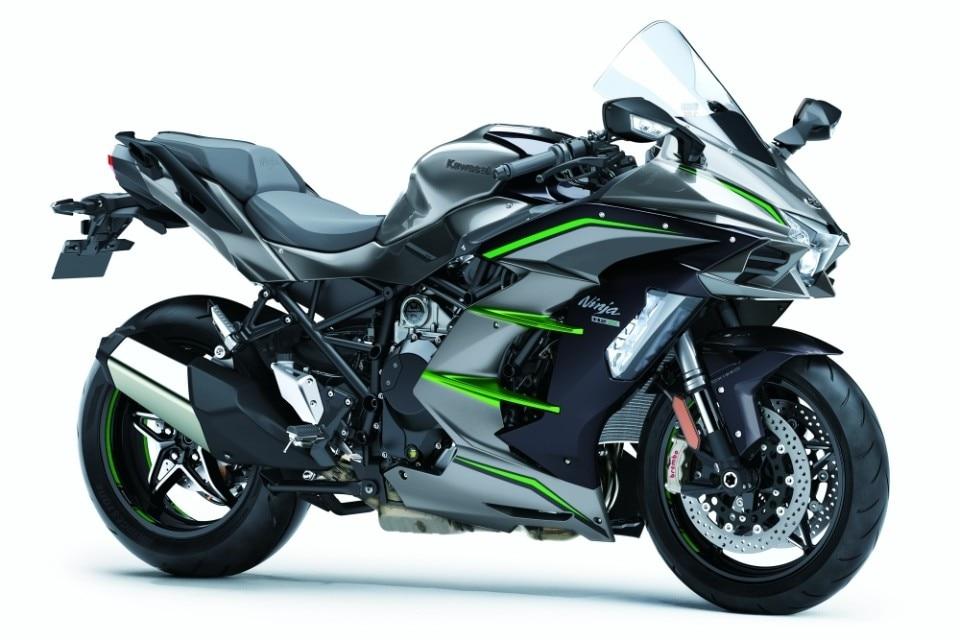 Kawasaki Ninja H2 SX SE+, quel più che fa la differenza