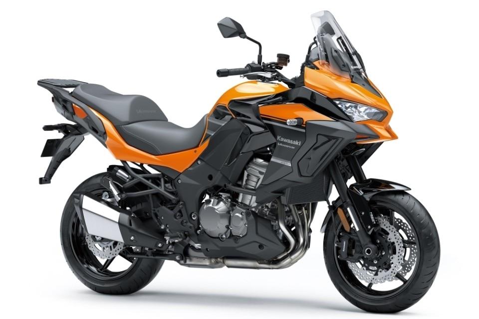 Kawasaki Versys 1000, sotto il vestito tante novità