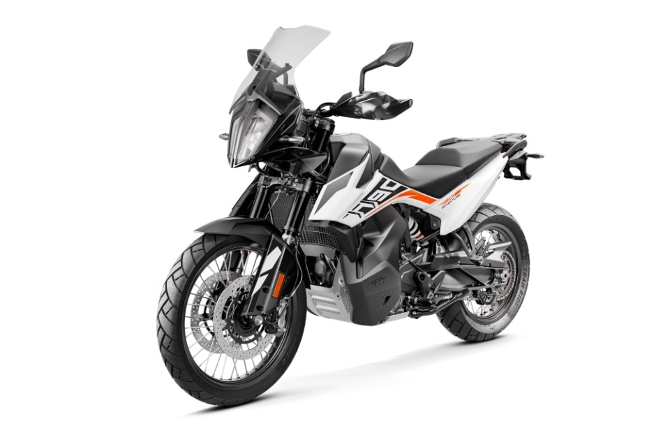 KTM 790 Adventure e Adventure R