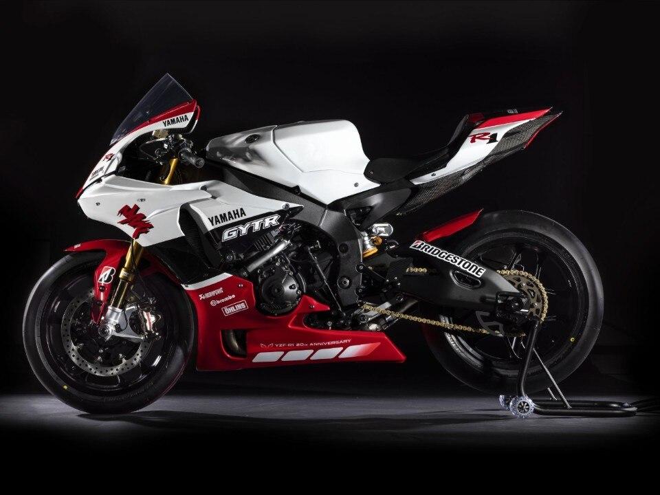 Yamaha R1 GYTR 2019 Limited Edition, solo per pochi
