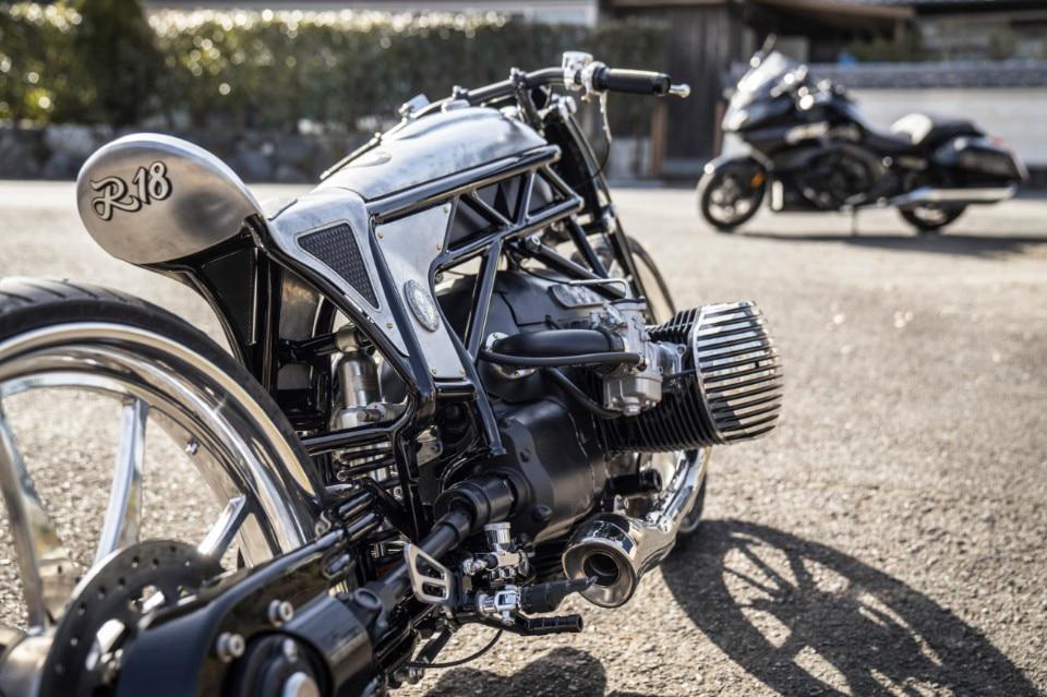 BMW: special e concept bike sotto i riflettori