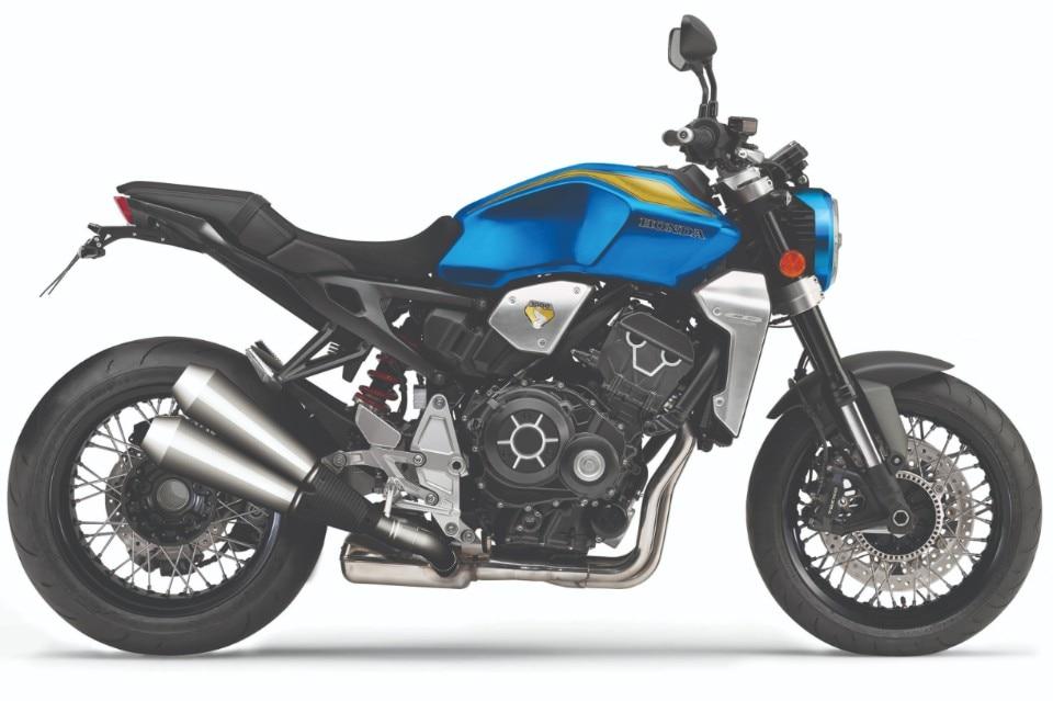 CB1000R Tribute,  Honda special a Motodays