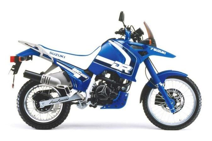 Suzuki prepara il ritorno della DR Big