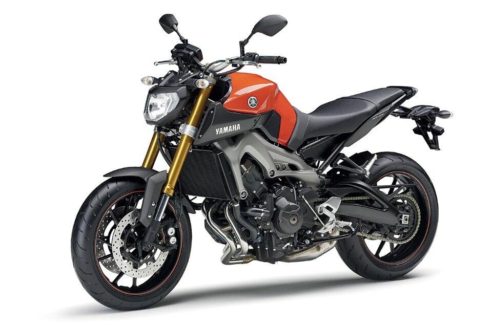 Yamaha MT-09: la rivoluzione è iniziata qui