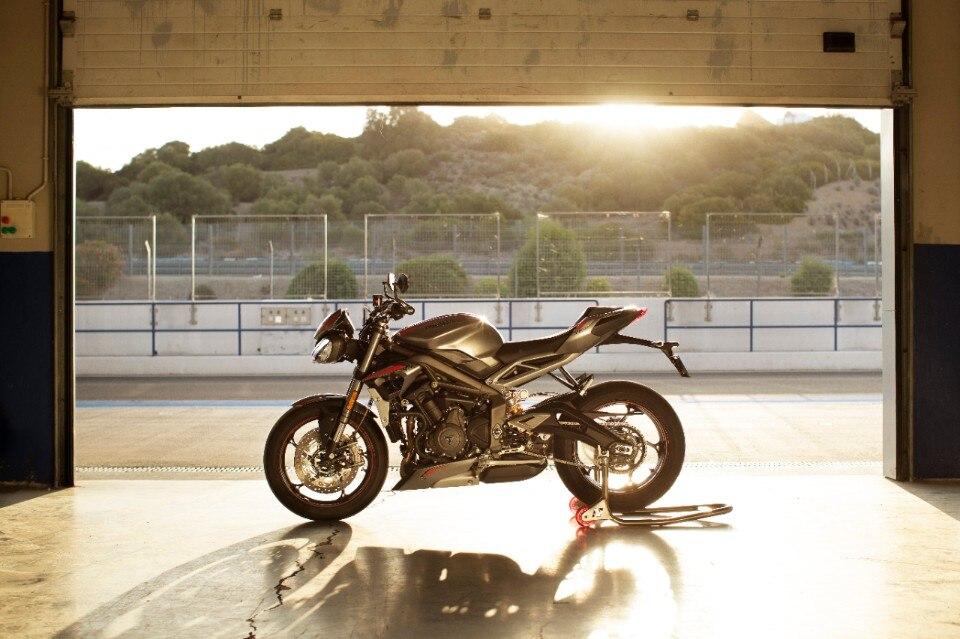 Triumph: la Street Triple RS 2020 è già realtà!