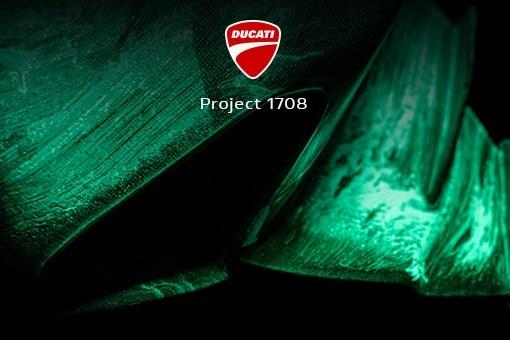 Ducati Project 1708 in arrivo