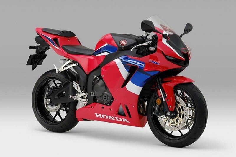 Honda CBR600RR: arriva la sesta generazione