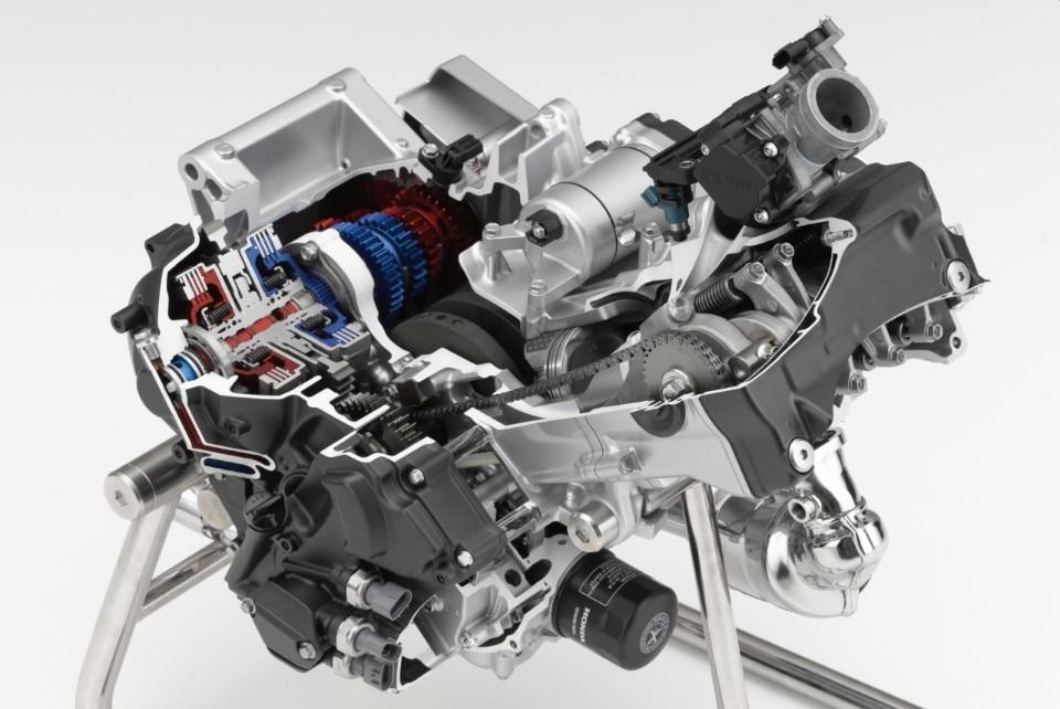 10 anni di DCT: come Honda ha cambiato il cambio