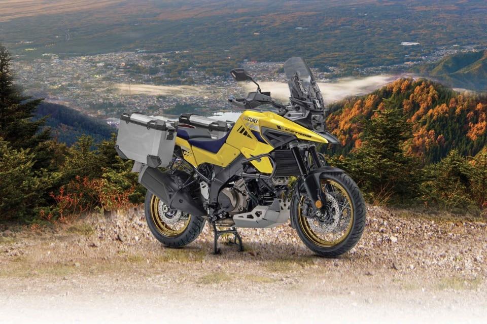 Suzuki V-STROM 1050 XT PRO: ancora (PIÙ) totale?