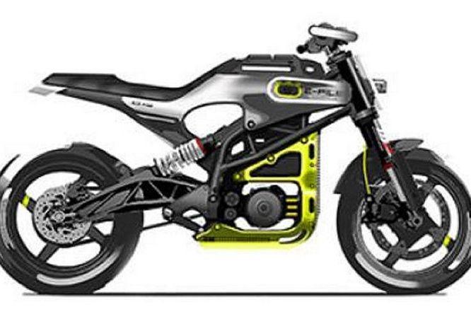 Husqvarna: in arrivo una moto elettrica?
