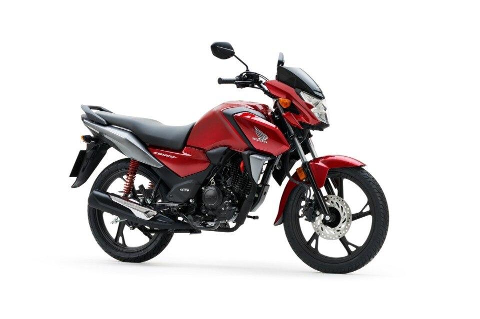 Honda CB125F: il modello 2021