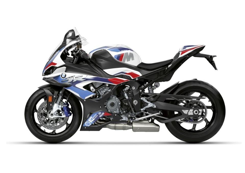 BMW a tutto sport con la nuova M 1000 RR