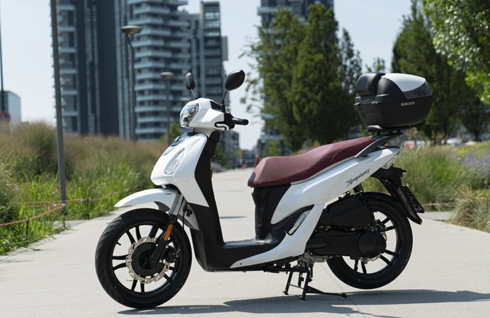 SYM SYMPHONY 125: IL PRIMO SCOOTER ENTRY LEVEL EURO 5 È SUL MERCATO