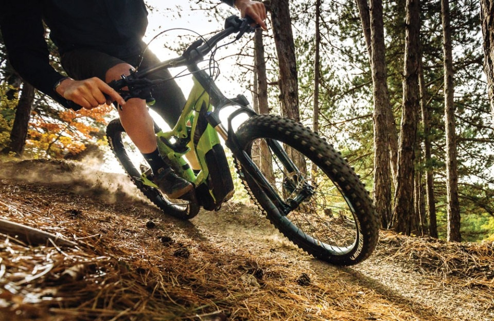 MICHELIN E-WILD: PER I VERI FAN DELL\'E-MTB