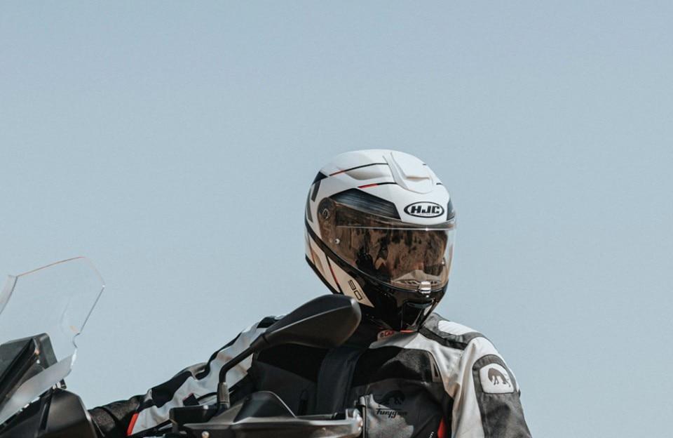 HJC RPHA90 S: il nuovo casco modulare più compatto e leggero