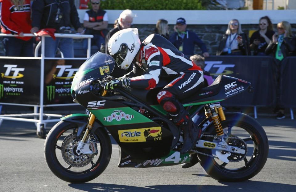 Eni i-Ride e Paton: Il binomio vincente del Tourist Trophy