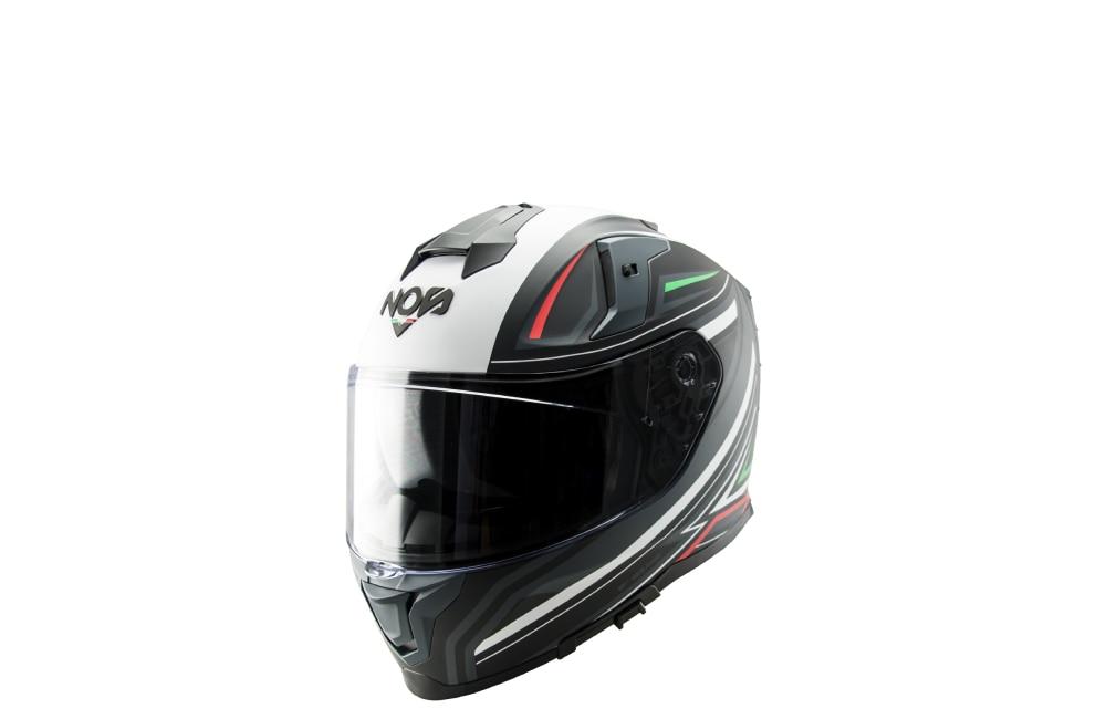 NS-10: il casco creato dai motociclisti per i motociclisti